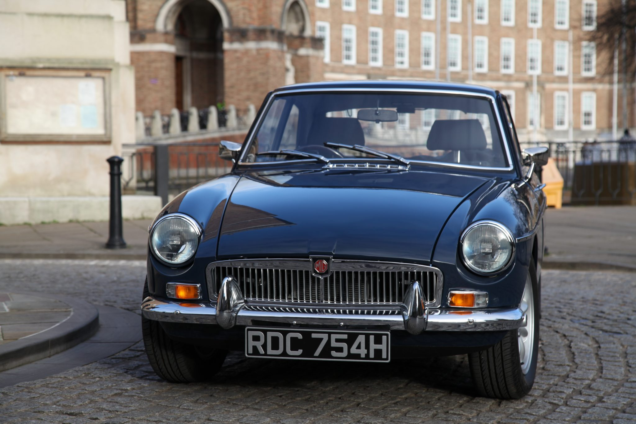 MGB GT Supercharged