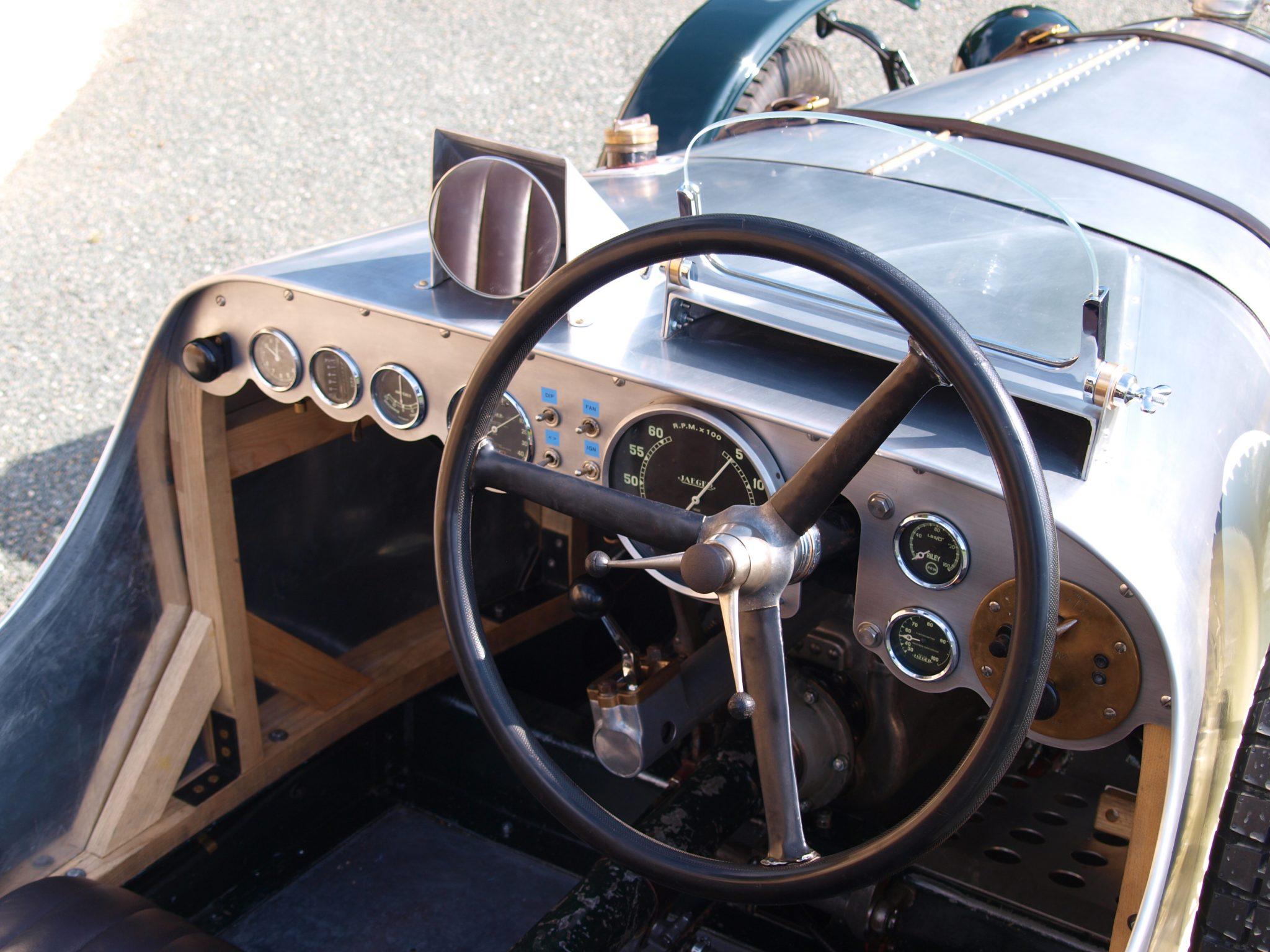 1929 Riley 9 Brooklands VE2986