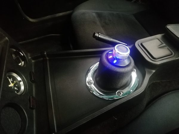 Piper MGB EV1 Gear selector